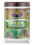 Fermented Green SupremeFood, Unsweetened - 30 Servings (6.77 oz / 192 Grams)