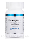 Ferronyl Iron® - 60 Tablets