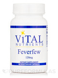 Feverfew 120 mg 90 Vegetable Capsules