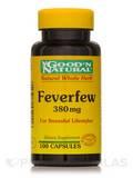 Feverfew 380 mg 100 Capsules