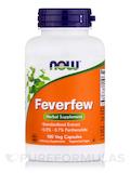 Feverfew 400 mg - 100 Capsules