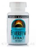 Feverfew Extract 100 Tablets