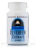 Feverfew Extract - 50 Tabalets