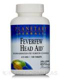 Feverfew Head Aid 615 mg 100 Tablets