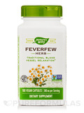 Feverfew Leaves - 180 Capsules