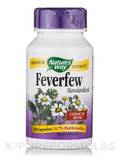 Feverfew Standardized - 60 Capsules
