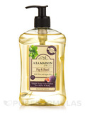 Fig & Basil Liquid Soap - 16.9 fl. oz (500 ml)