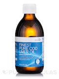 Finest Pure Cod Liver Oil - 10.1 fl. oz (300 ml)