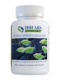 Fish Ciprofloxacin 250 mg - 30 Tablets