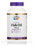 Fish Oil 1000 mg - 180 Enteric Coated Softgels