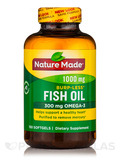 Fish Oil 1000 mg Omega-3 300 mg Burp-Less - 150 Softgels