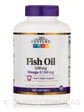 Fish Oil 1200 mg 140 Softgels