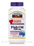 Fish Oil 1200 mg 90 Softgels