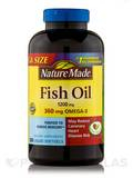 Fish Oil 1200 mg Omega-3 360 mg - 300 Softgels
