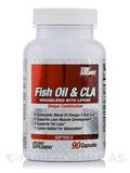 Fish Oil & CLA with Lipase 90 Capsules