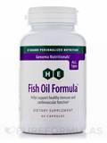 Fish Oil Formula 60 Capsules