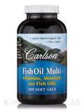 Fish Oil Multi 180 Soft Gels