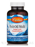 Fish Oil Multi 60 Soft Gels