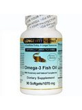 Fish Oil (Omega-3) 1070 mg 90 Softgels