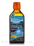 Fish Oil Orange Flavor - 6.7 fl. oz (200 ml)