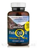 Fish Oil Q 50 mg 120 Soft Gels