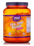 NOW® Sports - Fit & Tone™ Protein Berry Flavor - 1.8 lbs (816 Grams)