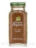 Five Spice Powder - 2.01 oz (57 Grams)