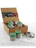 Five to Try: Organic Spices- Mediterranean w/ FREE seasoning recipes & 2 spice containers