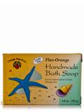 Flax Handmade Bath Soap - 4.8 oz (135 Grams)