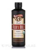 Flax Oil (Fresh) 16 oz (473 ml)