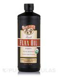 Flax Oil (Fresh) - 32 fl. oz (946 ml)