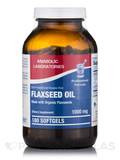 Flaxseed Oil 1000 mg - 180 Softgels