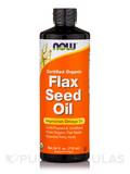 Flax Seed Oil - 24 fl. oz (710 ml)