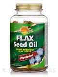 Flax Seed Oil - 90 Vegetarian Softgels