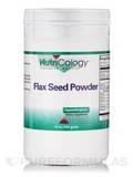 Flax Seed Powder - 16 oz (454 Grams)
