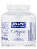 Flax/Borage Oil 250 Softgels Capsules