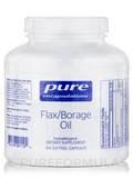 Flax/Borage Oil 250 Softgels Capsules
