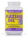 FlaxSeed Oil 1000 mg - 200 Softgels