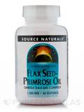Flaxseed-Primrose 1300 mg - 45 Softgels