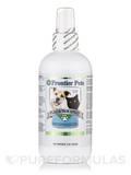Flea & Tick Spray for Cats & Dogs - 8 oz (236 ml)