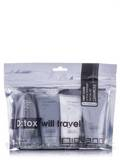 Flight Attendant First Class Travel Kit-D:tox System Facial 1 Kit