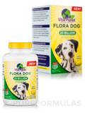 Flora Dog™ 20 Billion, Chicken Flavor - 30 Chewable Tablets