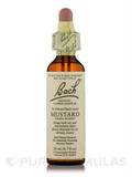 Flower Essence Mustard - 0.7 fl. oz (20 ml)