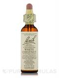 Flower Essence White Chestnut - 0.7 fl. oz (20 ml)