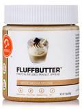 Fluffbutter™ Protein Infused Peanut Spread, White Mocha Mousse - 10 oz (284 Grams)