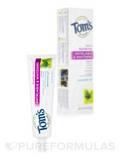 Fluoride-Free Antiplaque & Whitening Toothpaste Gel, Spearmint - 4.7 oz (133 Grams)
