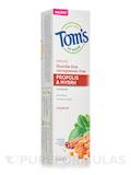 Fluoride-Free Propolis & Myrrh Toothpaste, Cinnamint - 5.5 oz (155.9 Grams)