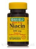 Flush Free Niacin 500 mg - 50 Capsules