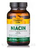 Flush-Free Niacin 90 Vegetarian Capsules