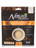 Natural Traditions - Focus Fuel Coffee - 5 oz (140 Grams)